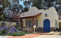 Spanish Bungalow | I spent two days this April in San Diego … | Flickr