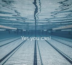 Yes. You CAN!