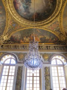 Hall of Mirrors, Versaille