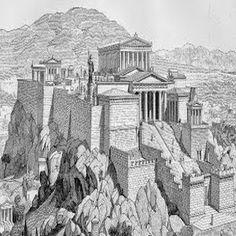 Η ΛΙΣΤΑ ΜΟΥ: Η καταστροφή των αρχαίων ναών από τους χριστιανούς...