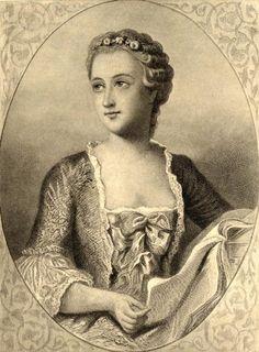 Madame de Pompadour - Mistress of Louis XV