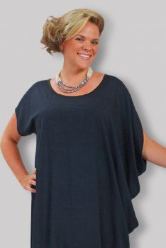 Free glass drop earrings when you purchase the Over-The-Shoulder Caftan Dress.  Really cute gift you can give a friend or for the holidays. #sales #plussizeclothing www.generousfashions.com