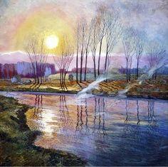 Morning Fields Gurevich