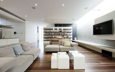 Ideas de decoración para el hogar   estilo actual o moderno
