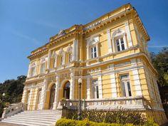 Palácio Rio Negro, Petrópolis, RJ. #viagem #brasil #serra