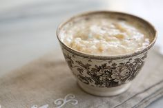 simply recipes rice pudding rice pudding classic creamy rice pudding ...