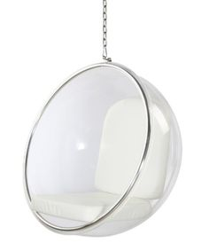 Eero Aarnio Bubble Chair (White) Lemoderno Http://www.amazon.