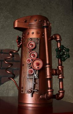 Steampunk Tendencies