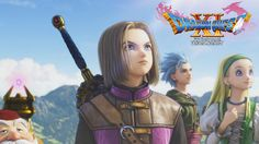 Dragon Quest XI is coming to PS4 and 3DS in 2017.