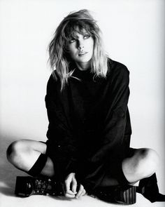 Taylor Swift photographed by Mert Alas & Marcus Piggot for Reputation Vol. 1