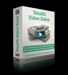 Stealth Video Sales Review & Demo | HUGE BONUS (WORTH $5000)