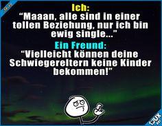 Das ist also das Problem! x.x #Humor #lachen #lustig #Witze #lustigeSprüche #lustigeBilder #Jodel #allein