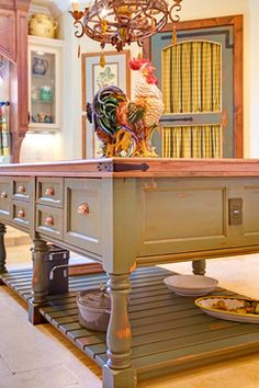 French Country - traditional - kitchen - orlando - Cabinetry Dynamics