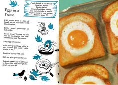 9 delightful recipes from the you should make with your kids today - The Week Retro Recipes, Old Recipes, Vintage Recipes, Cooking Recipes, 1950s Recipes, Cookbook Recipes, Family Recipes, Yummy Recipes, 1950s Food