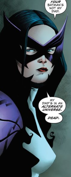 Helena Wayne Huntress: The Best of the Huntress in 2014
