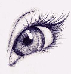 Real Colored Eye Drawings of Lady Drawn with Pencil Drawing .-Karakalem ile Çizilmiş Bayan Gerçek Renkli Göz Çizimleri ve Teknikleri -… Real Colored Eye Drawings and Techniques of Lady Drawn with Pencil Drawing … the the - Cool Art Drawings, Pencil Art Drawings, Realistic Drawings, Art Drawings Sketches, Art Sketches, Colorful Drawings, Eye Pencil Drawing, Pencil Sketching, Sketches Of Eyes