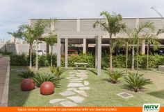 Gazebo do Spazio Unione é um condomínio fechado da MRV Engenharia em Uberlândia/MG.