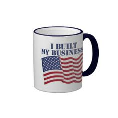 I BUILT MY BUSINESS! COFFEE MUGS    •    Bryan from MI, Thank you for your purchase!