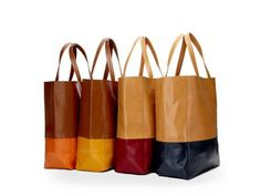 Sorial Colorblock Tote from Veronica Webb