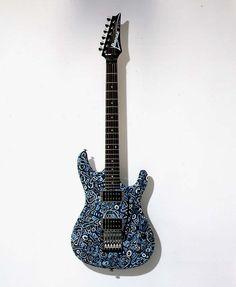 Satriani's Blue Donnie