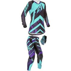 Dirt Bike Fly 2016 Women's Kinetic Combo | MotoSport