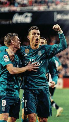 Madrid back with Ronaldo Cristiano Ronaldo 7, Cristiano Ronaldo Wallpapers, Messi And Ronaldo, Cr7 Wallpapers, Real Madrid Wallpapers, Cr7 Vs Messi, Portugal National Football Team, Cr7 Junior, Toni Kroos