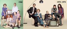 Cuéntame cómo pasó: ¡Ay! Cómo hemos cambiado... Familia Los Alcántara