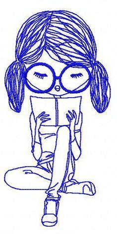 My diary 3 machine embroidery design. Machine embroidery design. www.embroideres.com