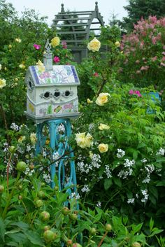 Whimsy in the Garden