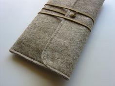 Men's Google Tablet Case Nexus 7 or 10 Cover Handmade by echoshop, $20.00
