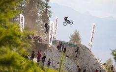 Crankworx Innsbruck 2017: Spektugale Kulisse beim Whip Off-Wettbewerb