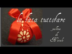 Tutorial: pallina di Natale all'uncinetto(crochet christmas) - YouTube Crochet Christmas Decorations, Christmas Crafts For Kids, Christmas Bulbs, Xmas, Crochet Stitches, Perfume Bottles, Holiday Decor, Light Blue, Youtube