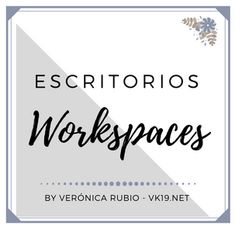 Escritorios Workspaces Folder Cover for Pinterest by Vk19.net