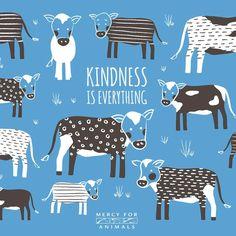 True kindness...