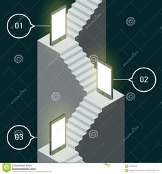 Image result for staircase isometric