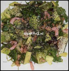 Japanse salade