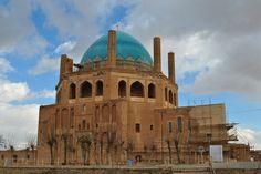 Dome of Soltaniyeh, Sultaniya, Iran, 1302-1312