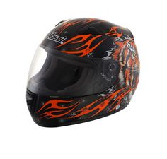 MASEI 820 MOTORCYCLE ARAI BIKE HELMET