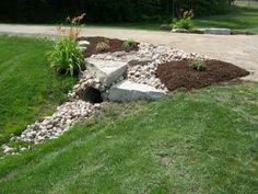 For Lawn Culvert Driveway Driveways Walkways Drainage Ditch Ideas