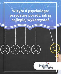 #Wizyta u psychologa: przydatne porady, jak ją najlepiej wykorzystać  Kiedy czujesz, że nie możesz #poradzić sobie z problemami i decydujesz się poprosić o pomoc, musisz wiedzieć, jakie masz prawa i co zrobić, aby wizyta u psychologa #przyniosła jak najwięcej korzyści. Bez względu na to, czy idziesz do wybranego profesjonalisty raz czy kilka razy. Weather, Day, Classroom Ideas, Men's Fashion, Projects, Moda Masculina, Mens Fashion, Man Fashion, Classroom Setup