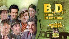 B.D – Brigada Diverse – Replici celebre din film