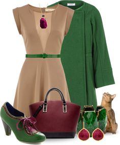 """""""She Has A Way About Her"""" by katc ❤ liked on Polyvore"""