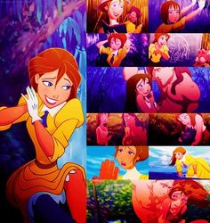 Jane is one of the most under-appreciated Disney characters.