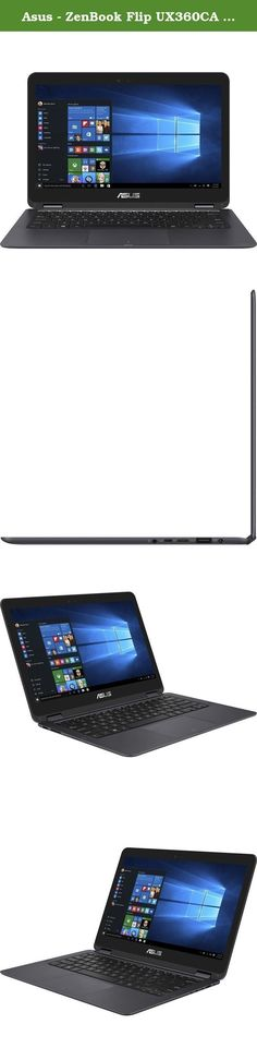 "Awesome Asus ZenBook 2017: Asus - ZenBook Flip UX360CA 2-in-1 13.3"" Touch-Screen Laptop - Intel Core m...  Traditional Laptops, Laptops, Computers & Tablets, Computers & Accessories, Electronics Check more at http://mytechnoworld.info/2017/?product=asus-zenbook-2017-asus-zenbook-flip-ux360ca-2-in-1-13-3-touch-screen-laptop-intel-core-m-traditional-laptops-laptops-computers-tablets-computers-accessories-electronics"