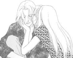 Mars Manga Kira and Rei