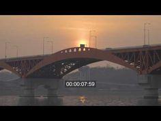 timelapse native shot : 17-01-17 성산대교 한강 3840x2160 60f
