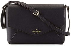 Kate Spade New York Cedar Street Monday Large Crossbody Bag, Black