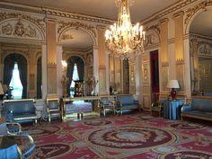 Hôtel de Charost,1722-25, Paris - now residence of the Ambassador for UK.
