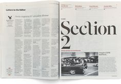 The Independent Gets A Bold, Sophisticated Redesign - DesignTAXI.com