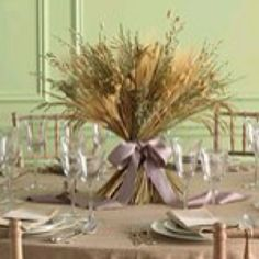 92 best wheat bundles images on pinterest centerpieces decorating you can usually find these wheat bundles at craft unique wedding centerpiecesrustic junglespirit Gallery